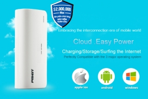 Pisen Cloud-Easy Power 5000mAh