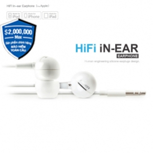 Tai nghe HIFI IN-EarPhone for Apple HRE-001