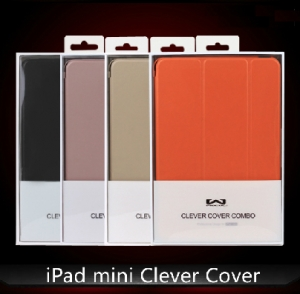 Ốp lưng Ipad Mini Clever Cover
